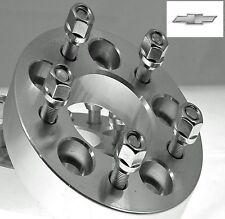 2 Pc CHEVROLET CAMARO 5x4.75 Billet Wheel Adapters Spacers 3.00 Inch # 5475I1215