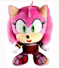 Sonic Boom Big Head Plush Amy