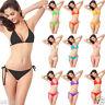 Sexy Womens Push Up Bra Bandage Bikini Set Swimsuit Triangle Swimwear Bathing