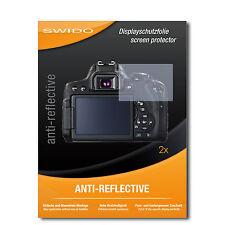 Matte, Antireflektierende Displayschutzfolie für Canon Kamera