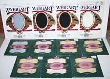 LOT Of 11 Packs Charles Craft Zweigart Aida 14ct 18ct Cross Stitch Fabric *NEW*