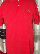 LACOSTE Polo T-Shirt  (L) Shirt Jersey Trikot Maglia Maillot Camiseta (1708)