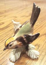 Goebel Firecrest Bird Cv 88~1967~High Gloss Porcelain Figurine~West Germany