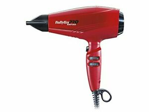 Babyliss Pro - Dryer Of Hair, 2200 W, Double Lead Increase Speed