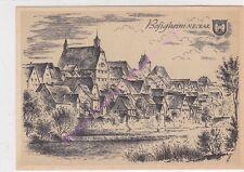 CP ART TABLEAU LUDWIG SCHAFER GROHE Befigheim Neckar n62