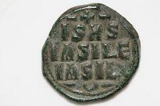Byzanz,Bronze Folis 12,52 g.  OPX II M-32
