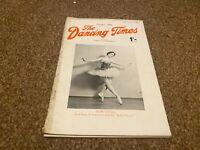 DANCING TIMES MAGAZINE 1941 OCT JEAN HUNT, IGOR SCHWEZOFF, TATIANA RIABOUCHINSKA