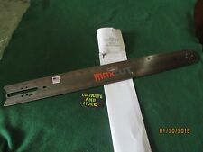 NEW MAXCUT STEALTH-12 / ICS 880/890 F4  25 INCH HYDRAULIC GUIDE BAR BMC3A2579