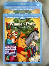 Winnie The Pooh Very Merry Pooh Ye SE 0786936837049 Blu Ray Region a