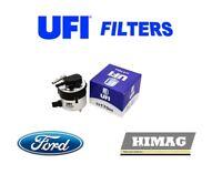 55.170.00 UFI Filtro Gasolio Ford C-MAX - Fiesta VI - Focus II 1.6 TDCi