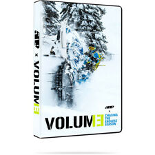 509 Films Volume 13, Extreme Back country Snowmobiling DVD, 2018