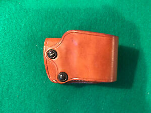 Galco Yaqui Slide Leather Holster, Colt 1911, RH