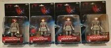 "IT Chapter 2 Pennywise Complete Series 1 Action Figure 5"" Set Of 4 PhatMojo"