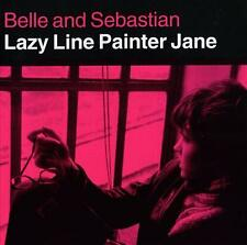BELLE AND SEBASTIAN - Lazy Line Painter Jane (CD 2000) USA Import EXC Indie Pop