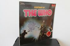THE WHO Portrait Of.. LP (Polydor 2482-100, Netherlands) SEALED