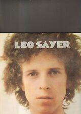 LEO SAYER - silverbird LP