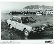 Fiat 131 Supermirafiori CL Original Fiat Press Photograph