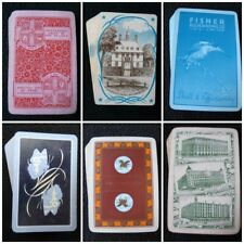 Vintage Playing Cards Bezique Pack Deck 1920s to 1960s Various Designs