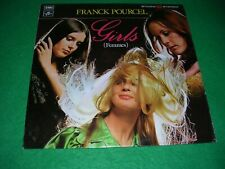 girls (femmes) franck pourcel & orchestra LP 1972 studio 2 stereo TWO 381
