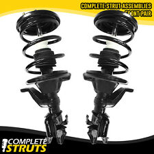 2001-2005 Honda Civic Front Quick Complete Struts & Coil Spring Assembly Pair