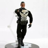 Top Marvel Punisher Frank Castle PVC Action Figure Statue Comic Movie Doll Toys