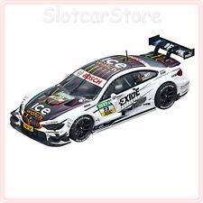 "Carrera Evolution 27499 DTM bmw m4 DTM ""m. Wittmann, no23"" 2014 1:32 miniatura auto"