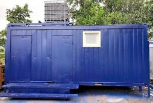 21ft x 9ft Male & Female Toilet Block & Drying Room - Excellent Condition!!