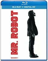 Mr Robot: - Season 1 (Blu-Ray + Digital HD) - BluRay O_B003175