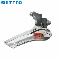 Shimano Claris FD-2400 8 Speed Road Bike Front Derailleur Clamp-on 31.8mm