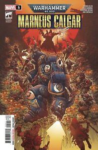Warhammer 40k Marneus Calgar #4-5 | Select Covers | Marvel Comics NM 2020-21
