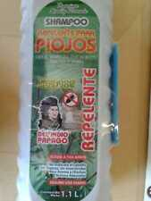 Shampoo Repelente de Piojos Del Indio papago 1.1 LFREEE SHIPPING TO THE USA