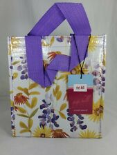 Gigi Hill Spring Wildflower Drug Store Med Grocery Tote Diaper Designer Bag