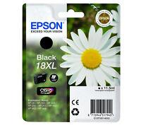 XL size Epson Genuine Black for Epson XP-102, XP-202, XP-205 Ink Cartridges