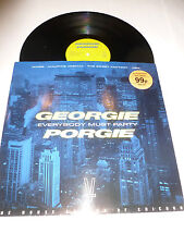 "GEORGIE PORGIE - Everybody Must Party - 1995 UK 4-track vinyl 12"" Vinyl Single"