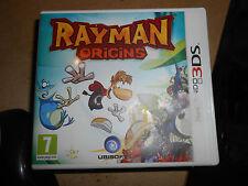 jeu ds3 rayman origins