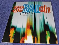 Sebadoh 1996 Sub Pop Harmacy Press Kit Lou Barlow Jason Loewenstein