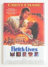 Fletch Lives FRIDGE MAGNET (2 x 3 inches) movie poster chevy chase