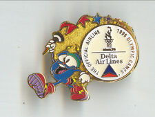 DELTA Airlines Olympic Games 1996 Badge