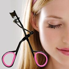 Proffessional Handle Eye Lash Curling Eyelash Curler Clip Beauty Makeup Tool New