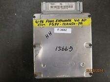 91 92 FORD EXPLORER 4.0 AT ECM #F2PF-12A650-YA (F-3682)*See item description*
