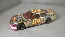 Bill Elliott #94 McDonald's Gold NASCAR 50th Anniversary 1:24th Diecast Vehicle