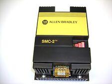 ALLEN BRADLEY 150-A35NA SMC-2 MOTOR SOFT STARTER 10 HP 230 VOLT SERIES A