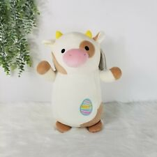 """☆New☆ 14"""" Squishmallow Drella the Brown Cow Hug Mees Plush - Super Soft Pillow"""