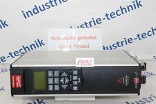 Danfoss VLT 5004 VLT5004PT5B20STR3DLF00A00 Frequenzumrichter 175Z0052 4,3 KVA