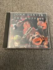 USED CD: John Denver The Muppets A Christmas Together
