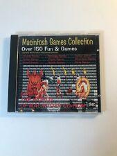 VINTAGE Macintosh Games Collection 150+ Games Rare Shareware Odd Strange 1997