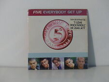 CD SINGLE FIVE Everybody get up 743216183029