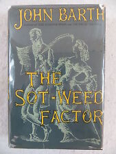 John Barth THE SOT-WEED FACTOR Doubleday & Company 1960