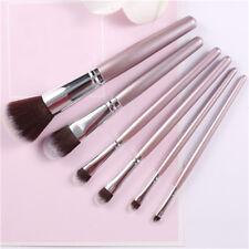 6pcs/set Fashion Women Gold Makeup Blush Brush Powder Cosmetic Brushes HOT