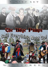 The Bilge Pumps: Sail! Everything Must Go! (2008, 2 Disc Set) **BRAND NEW**